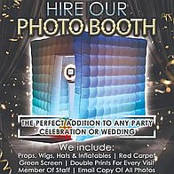WDN Photo Booth and Disco Photo or Video Services