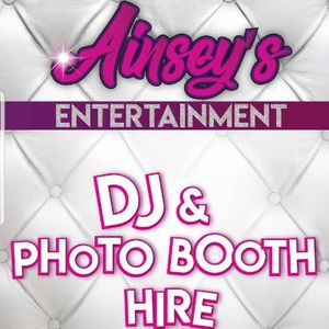 Ainsey's Entertainment Wedding DJ