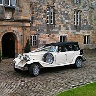 The Wedding Car Hire Co. Ltd. Wedding car