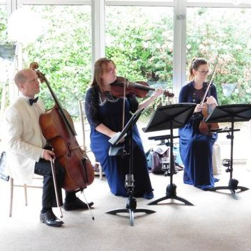 4tissimo String Quartet Function & Wedding Music Band