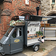 Piccolo Furgone, Prosecco Van and Mobile Bars Mobile Bar