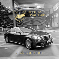 ALULA Executive Chauffeurs Wedding car