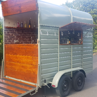 Butterfields Gin Bar Mobile Bar
