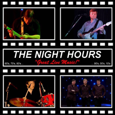 The Night Hours Wedding Music Band