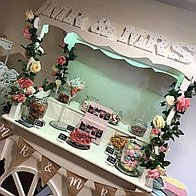Twice As Nice Sweet Cart & Wedding Accessories Sweets and Candies Cart