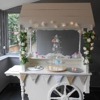 Sweet Tower Sweets and Candies Cart
