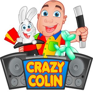 Crazy Colin - Children Entertainment , Newcastle Upon Tyne, Magician , Newcastle Upon Tyne,  Close Up Magician, Newcastle Upon Tyne Table Magician, Newcastle Upon Tyne Wedding Magician, Newcastle Upon Tyne Balloon Twister, Newcastle Upon Tyne Children's Magician, Newcastle Upon Tyne Hypnotist, Newcastle Upon Tyne Corporate Magician, Newcastle Upon Tyne Children's Music, Newcastle Upon Tyne