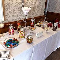 Sweets & Treats Wedding Catering