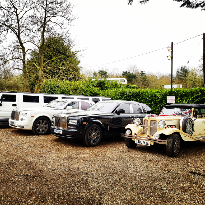 MOMENTS CAR HIRE Wedding and Chauffeuring services - Rolls-Royce, Limousine, Classic and Beauford Hire Specialist Limousine