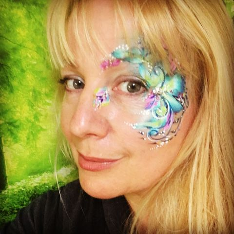 Ashley Archer Face & Body Art Children Entertainment