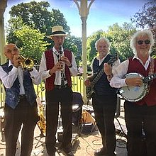 Stamford Stompers Function Music Band