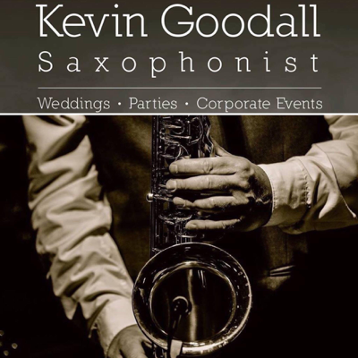 Kevin Goodall-Saxophonist Solo Musician