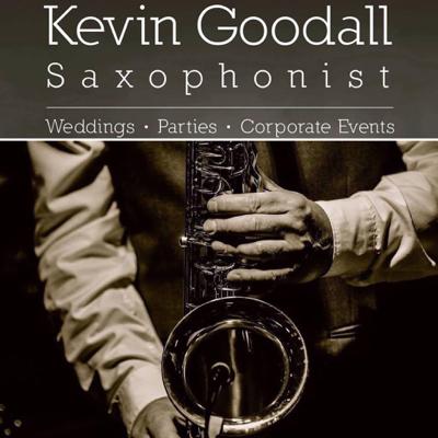 Kevin Goodall-Saxophonist Saxophonist