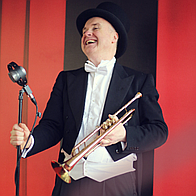 Dr Jazz - Solo Act Rat Pack & Swing Singer