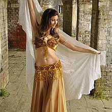 Bellydancer - Hawaiian Dancer Belly Dancer