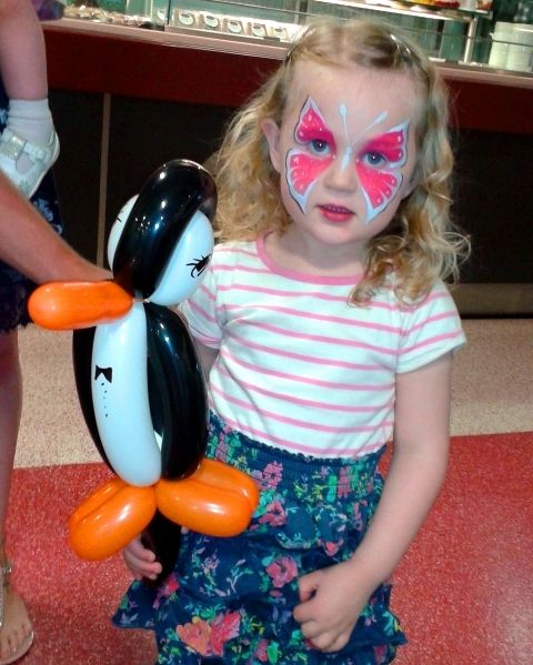 Derby Face And Body Painting -  - Derby - Derbyshire photo