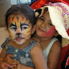 Claire Walker Face Painter