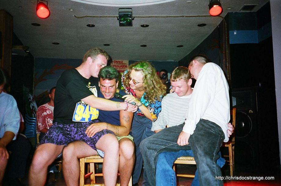 Amazing Comedy Hypnotist Chris Doc Strange - Magician Children Entertainment Comedian Speaker  - Bristol - Avon photo