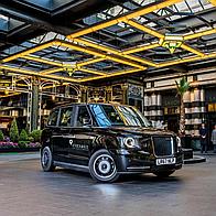 Sherbet Ride - Premium Electric Taxi Service Chauffeur Driven Car