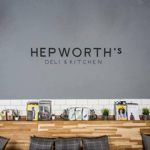 Hepworth's Kitchen Business Lunch Catering