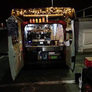 Mobile Kuppa Coffee Coffee Bar