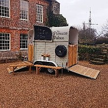 The Prosecco Palace Mobile Bar