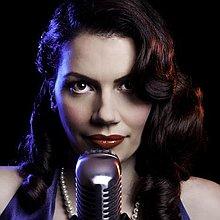 Paula Marie - Vintage Singer Rat Pack & Swing Singer