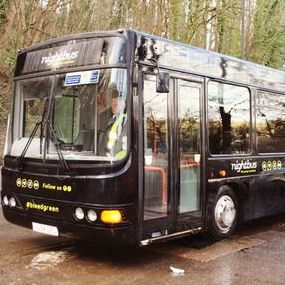 Hire Nightbus for your event in Exeter