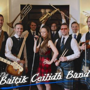 The Baltik Ceilidh Band Irish band