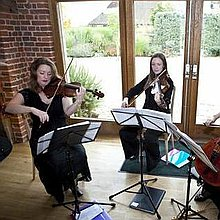 Rigaudon Music String Quartet