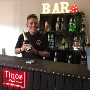 Tinos Bar Service Bar Staff