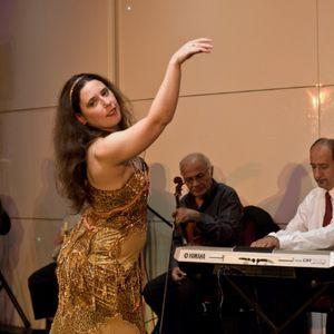 Shamira Dance Master Class