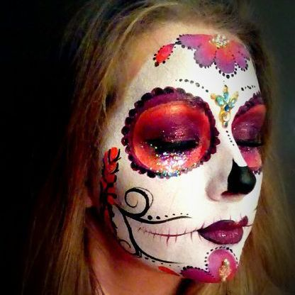 Funky Faces Face Painting - Children Entertainment , Durham,  Face Painter, Durham