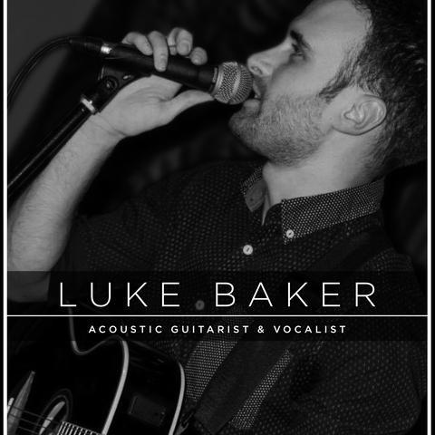 Luke Baker Singing Guitarist