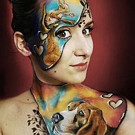 SArt - Simona Rad Face & Body Painter Children Entertainment