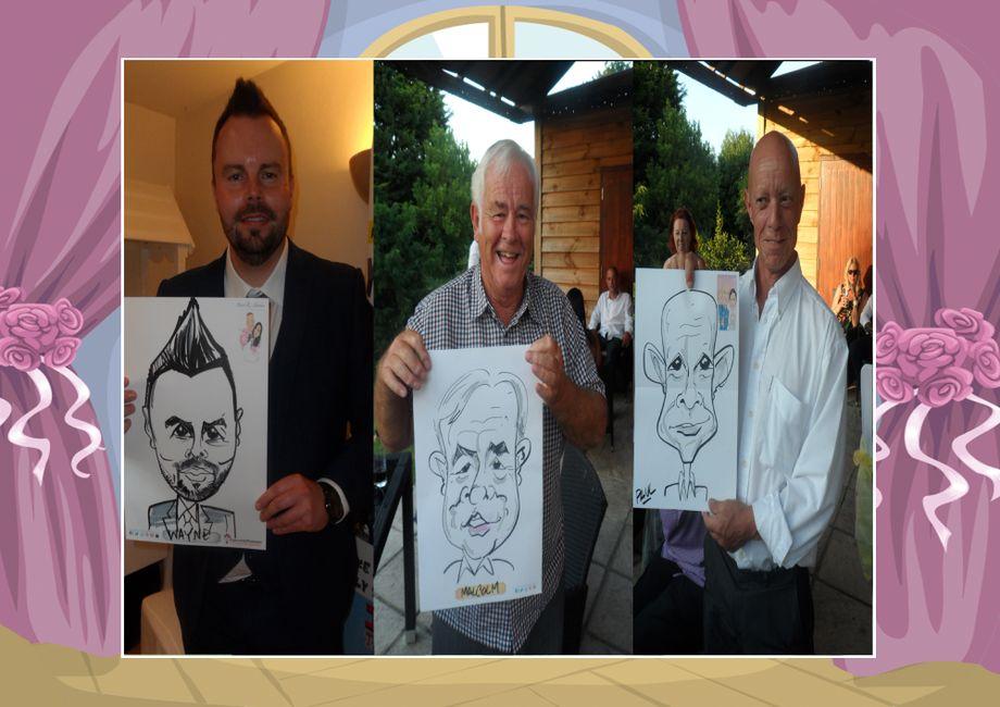 Rob The Caricaturetainer - Caricaturist  - London - Greater London photo