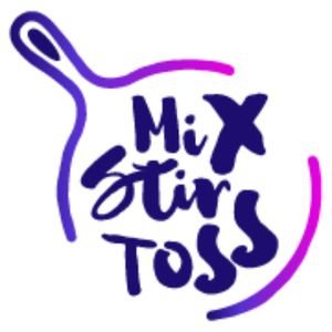 Mix Stir Toss Burger Van