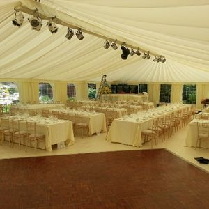 Mahood Marquees Big Top Tent