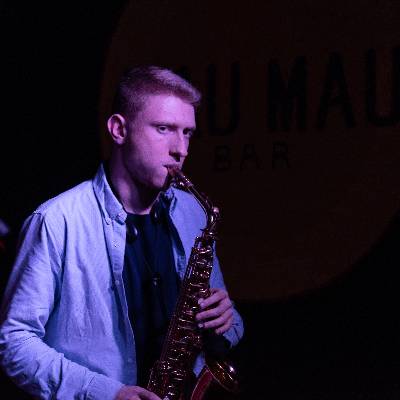 Olly Goodwin Sax Saxophonist