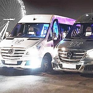 BUD  / VIP PARTY BUSES LTD. undefined
