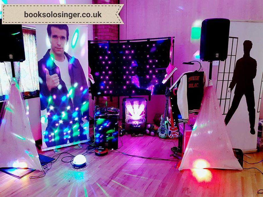 Chrissie Cadillac - 50's & 60's act plus Disco - DJ Tribute Band Singer Solo Musician  - Cambridgeshire - Cambridgeshire photo