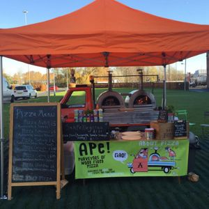 Ape About Pizza Street Food Catering