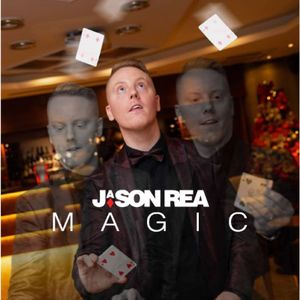 Jason Rea Magic Wedding Magician