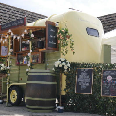 Horsebox Bar Mobile Caterer