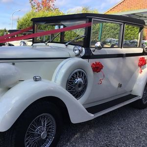 Regency Wedding Cars Transport