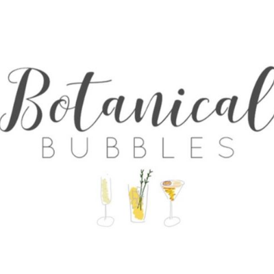 Botanical Bubbles Mobile Bar