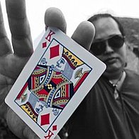 "Magic Mark "" The Magnificent "" Magician"