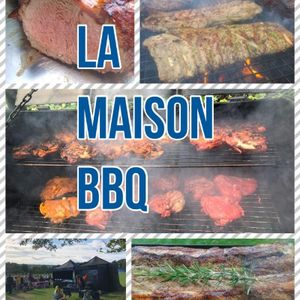 La Maison Mobile BBQ Hog Roast