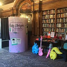 Party Delights Photo Booth Event Equipment
