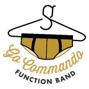 Go Commando Wedding Music Band